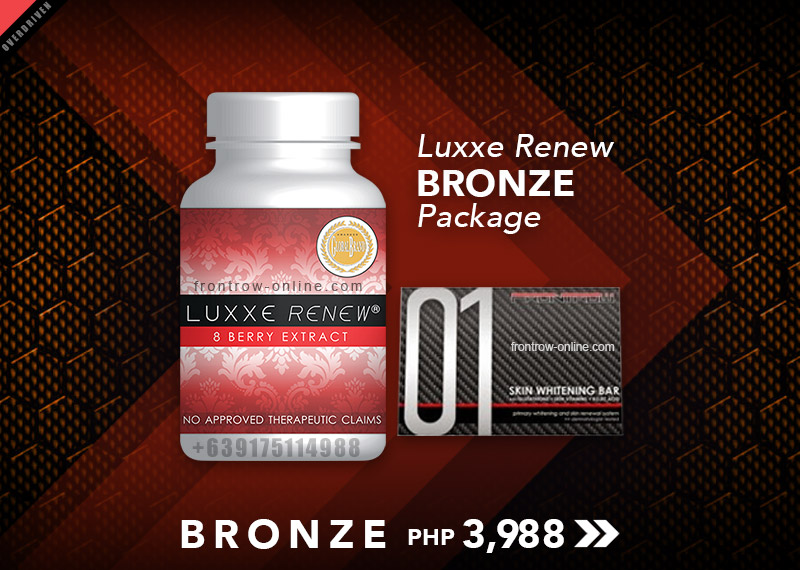 Bronze 2 - Luxxe Renew Package
