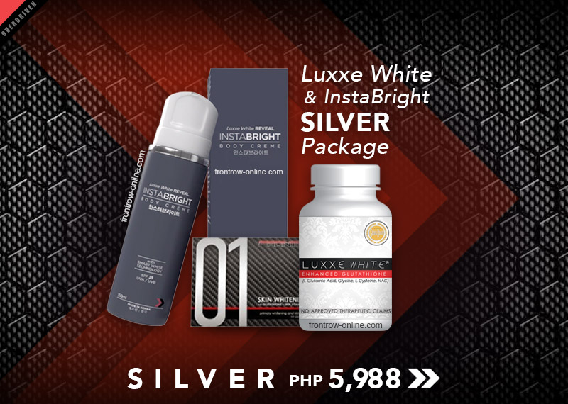 Luxxe White Silver Package