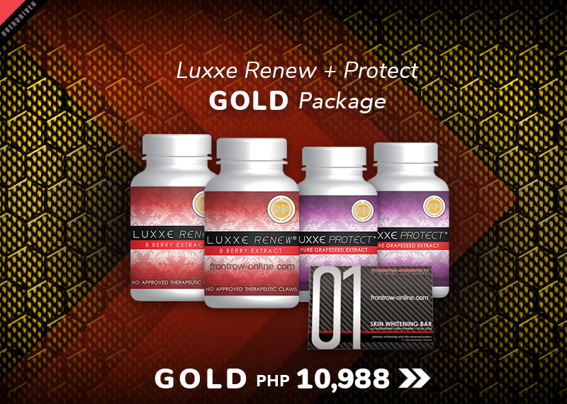 Gold 2 - Luxxe Renew + Protect Package