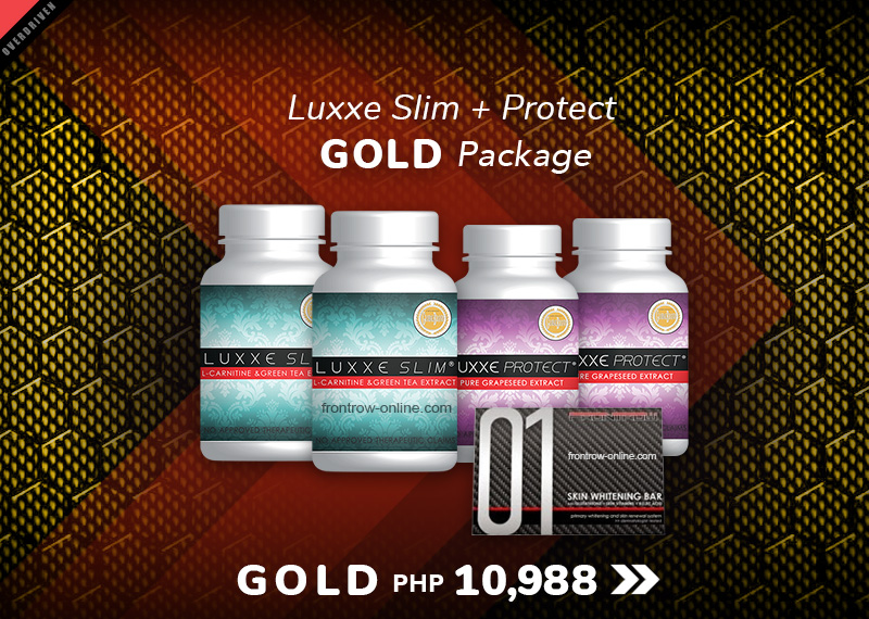 Gold 3 - Luxxe Slim + Protect Package