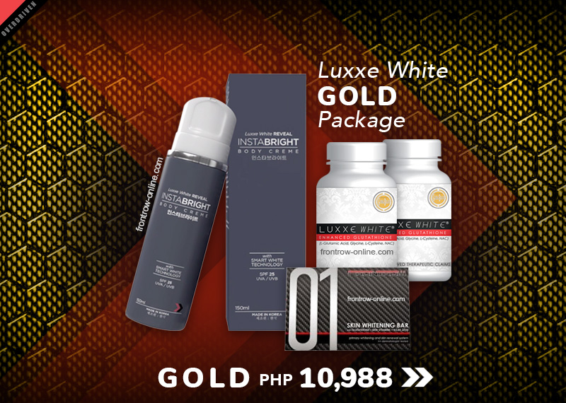 Luxxe White Gold Package