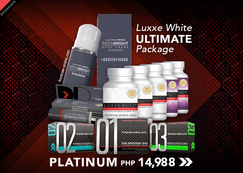 Platinum Luxxe White Ultimate Package