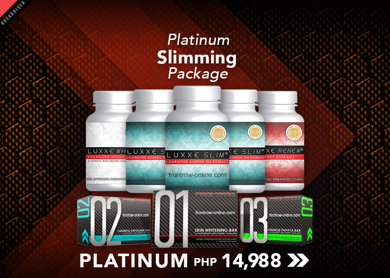 Platinum 2 - Luxxe Slim Package